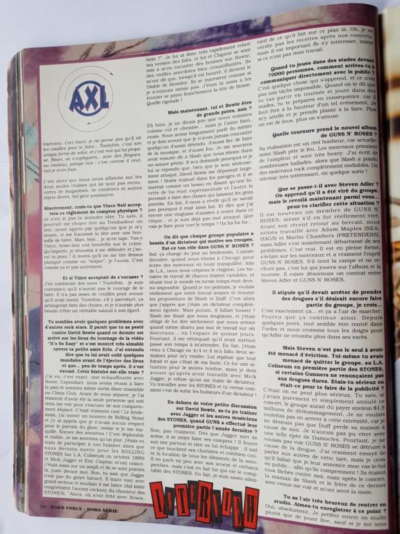 1994.MM.DD - GNR French magazine 1994 Hard Force (hors-serie) P4810