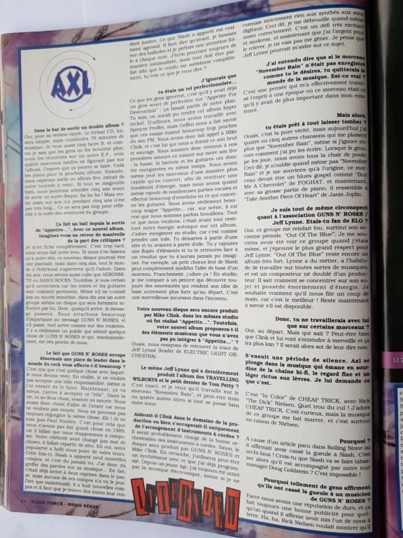 1994.MM.DD - GNR French magazine 1994 Hard Force (hors-serie) P5210