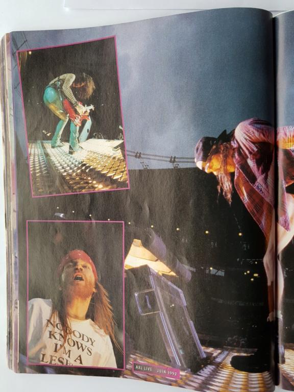 1994.MM.DD - GNR French magazine 1994 Hard Force (hors-serie) P5810