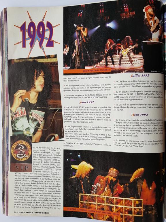 1994.MM.DD - GNR French magazine 1994 Hard Force (hors-serie) P6010