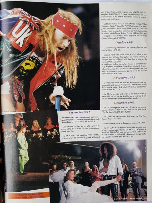 1994.MM.DD - GNR French magazine 1994 Hard Force (hors-serie) P6110