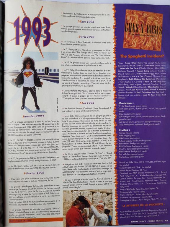 1994.MM.DD - GNR French magazine 1994 Hard Force (hors-serie) P6510