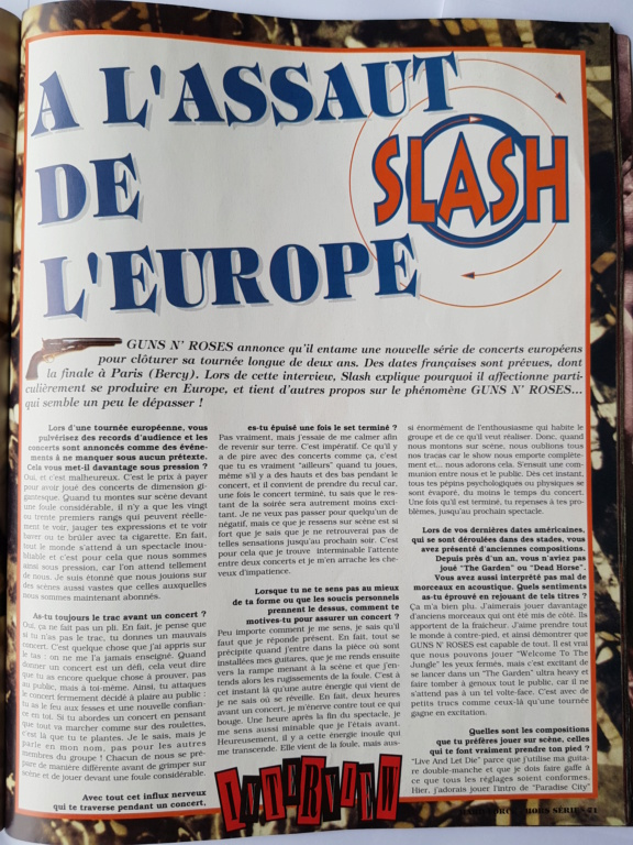 1994.MM.DD - GNR French magazine 1994 Hard Force (hors-serie) P6710