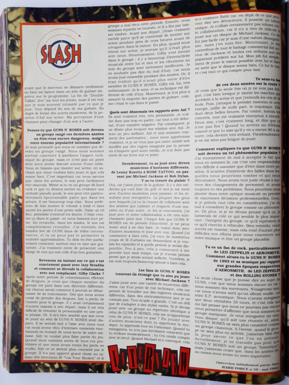 1994.MM.DD - GNR French magazine 1994 Hard Force (hors-serie) P6810