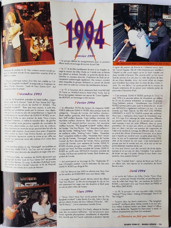 1994.MM.DD - GNR French magazine 1994 Hard Force (hors-serie) P7110
