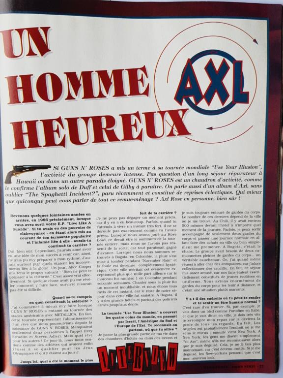 1994.MM.DD - GNR French magazine 1994 Hard Force (hors-serie) P7310