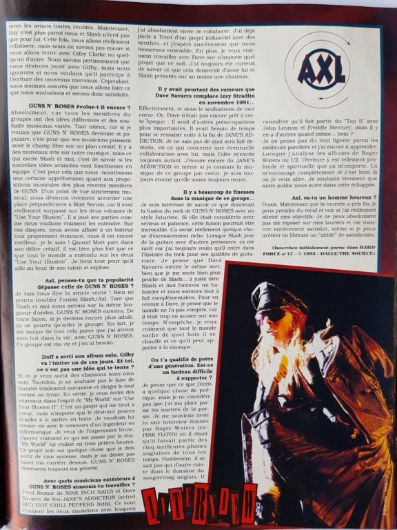 1994.MM.DD - GNR French magazine 1994 Hard Force (hors-serie) P7710