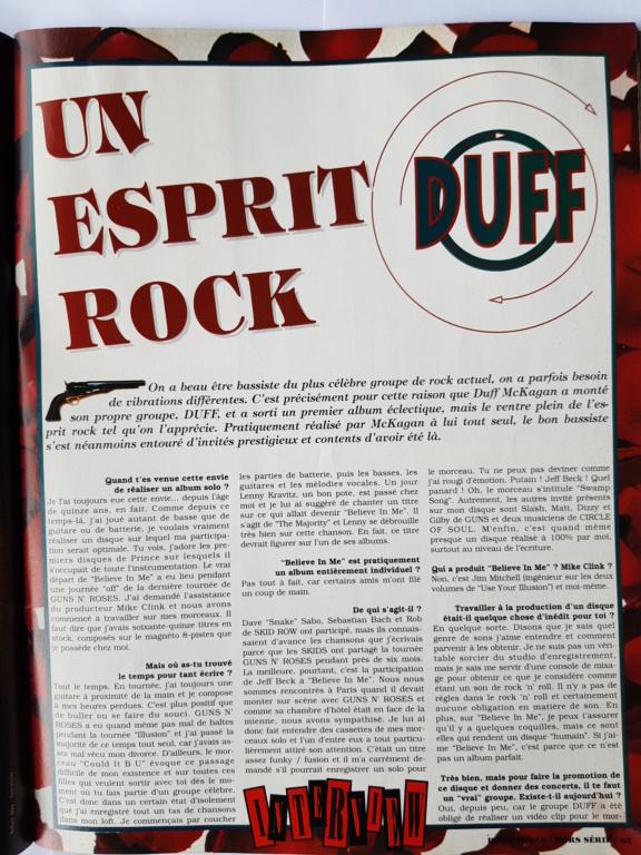 1994.MM.DD - GNR French magazine 1994 Hard Force (hors-serie) P7910