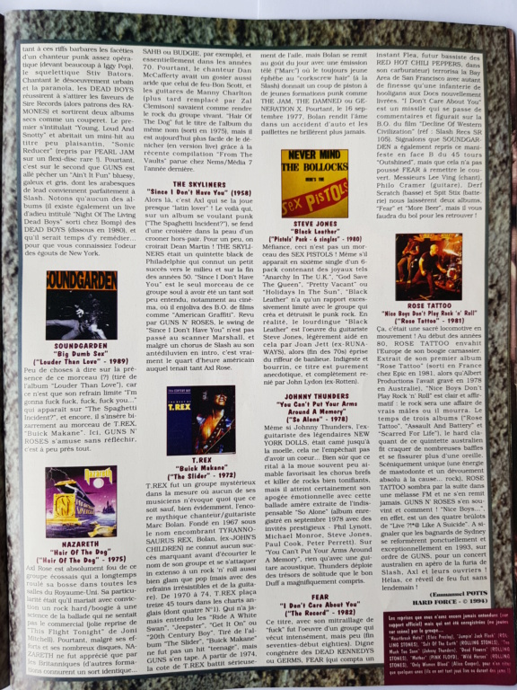 1994.MM.DD - GNR French magazine 1994 Hard Force (hors-serie) P8310
