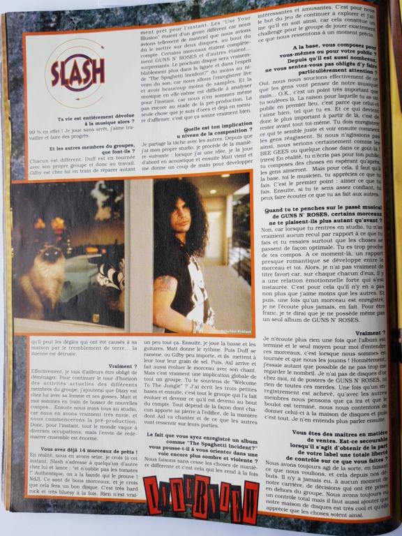 1994.MM.DD - GNR French magazine 1994 Hard Force (hors-serie) P8610
