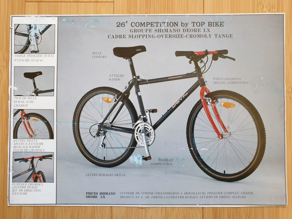 HI-GREY mountain series (1993??)  tange MTB Topbik10