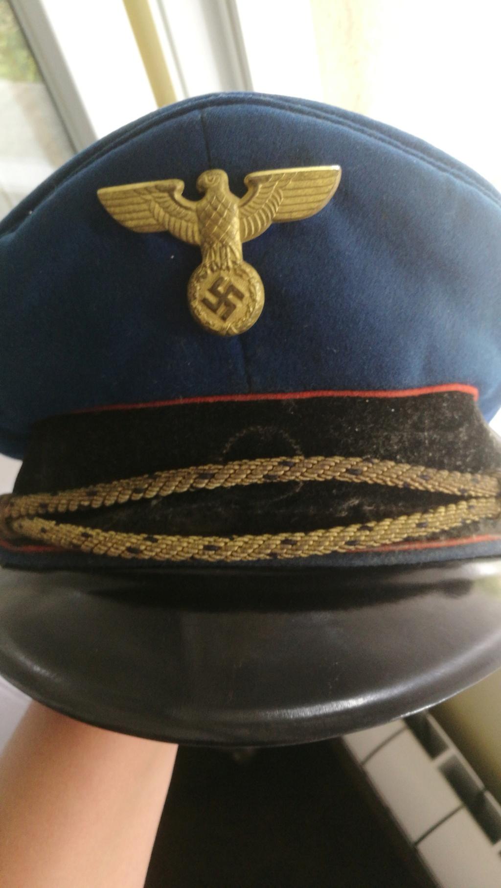 Identification casquette allemande SVP 15942010