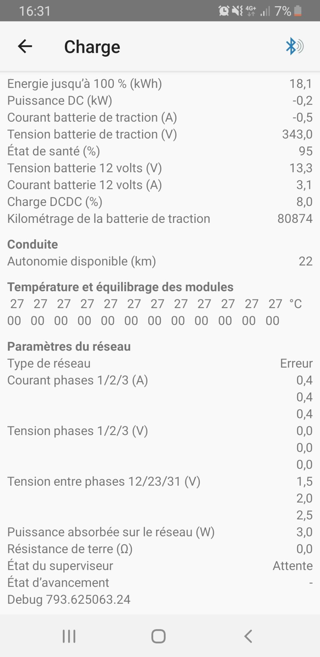 Diagnostiquer et réparer «charge batterie impossible» de Zoé sur installation domestique - Page 2 Screen10