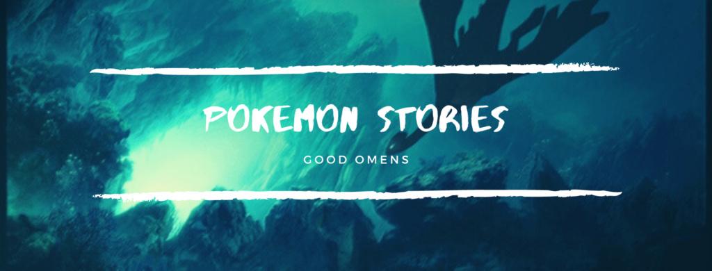 Pokemon Stories: Good Omens Mergul11