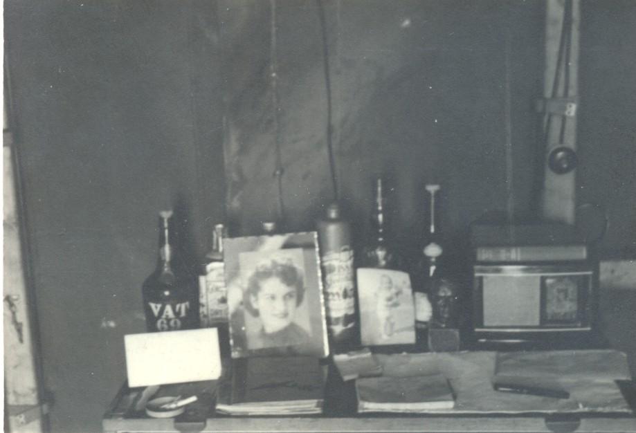 1945 - R.A.F. Eindhoven Deskra10