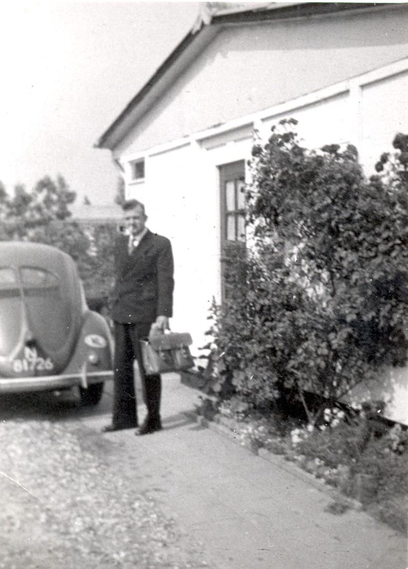 R.A.F. Eindhoven - 1953  Herder10