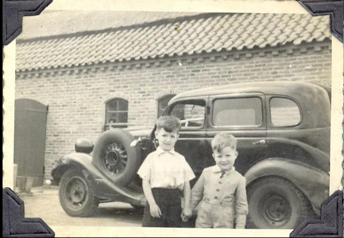 R.A.F. Eindhoven Families - 1946-1953 Raf_ei11