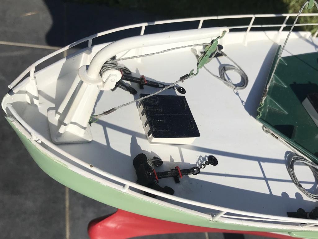 Chalutier Lutèce (Navig RC 1/30° terminé) de Bobber33 Lutece58
