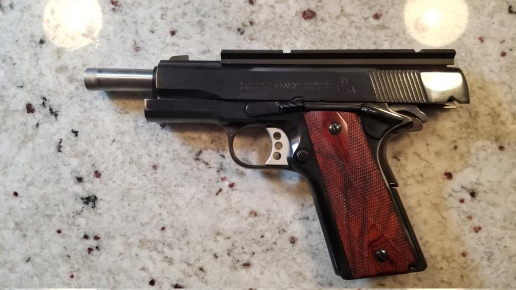 WTS-70 Series Colt National Match .45 20201012