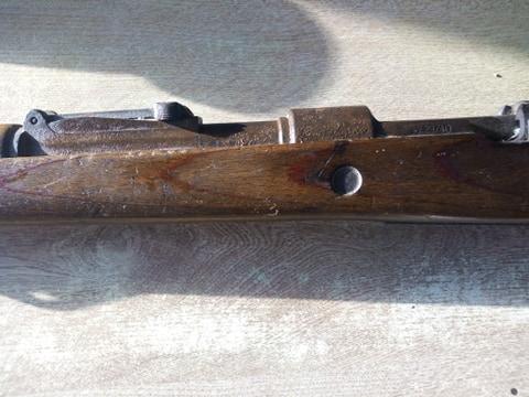 Identification fusil Mauser10