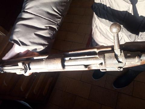 Identification fusil Mauser13