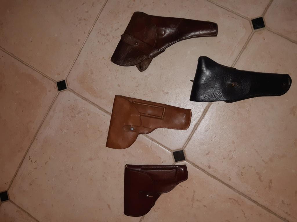 Aide pour identification étuis pistolet Zotui10