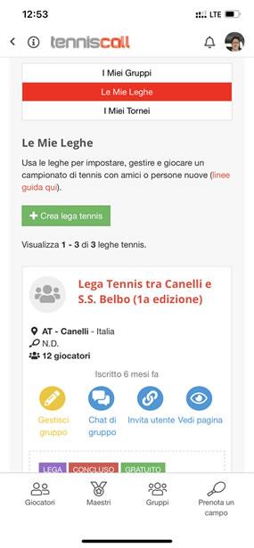 """Nuova sezione """"Gruppi e Competizioni""""  Photo_10"""