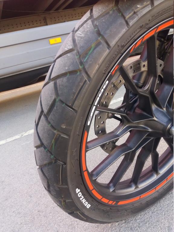 vendo pareja neumáticos 20210521