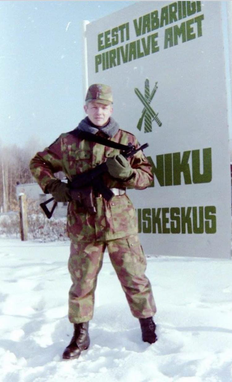 Estonian Border Guard Uniform(s) 2f96d210