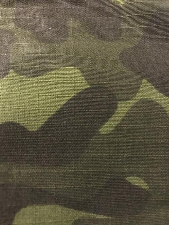 Ripstop camo test/experiment uniform 6245de10