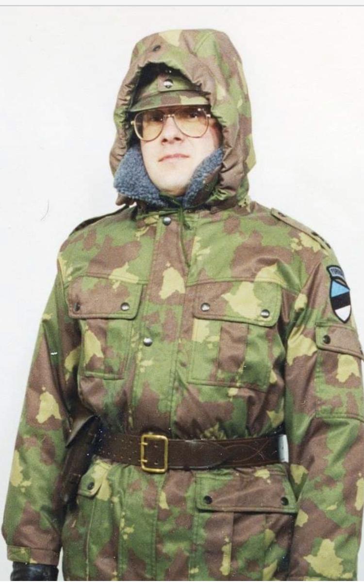 Estonian Border Guard Uniform(s) Ad877910