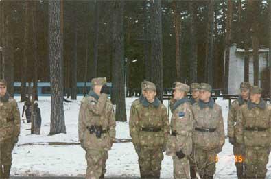 Estonian Border Guard Uniform(s) D6b55710