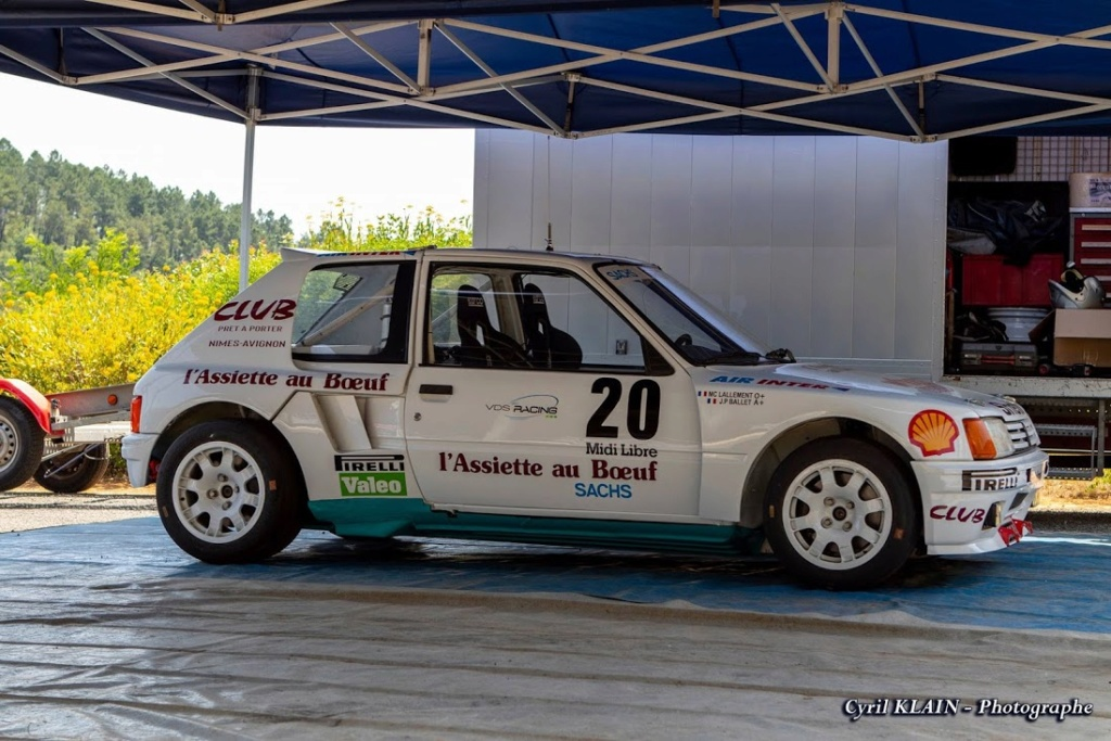 205 TURBO 16 groupe B client 10781710