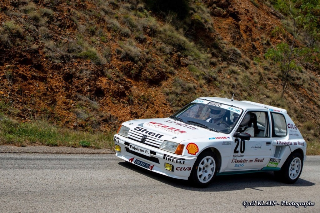 205 TURBO 16 groupe B client 10795310