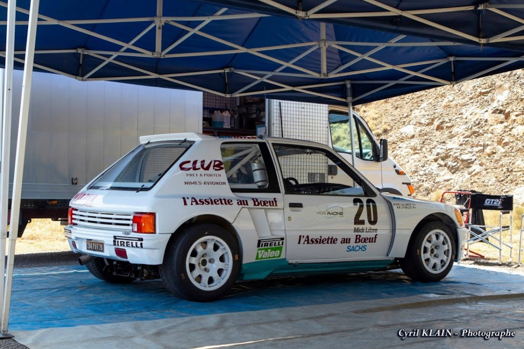 205 TURBO 16 groupe B client 10815210