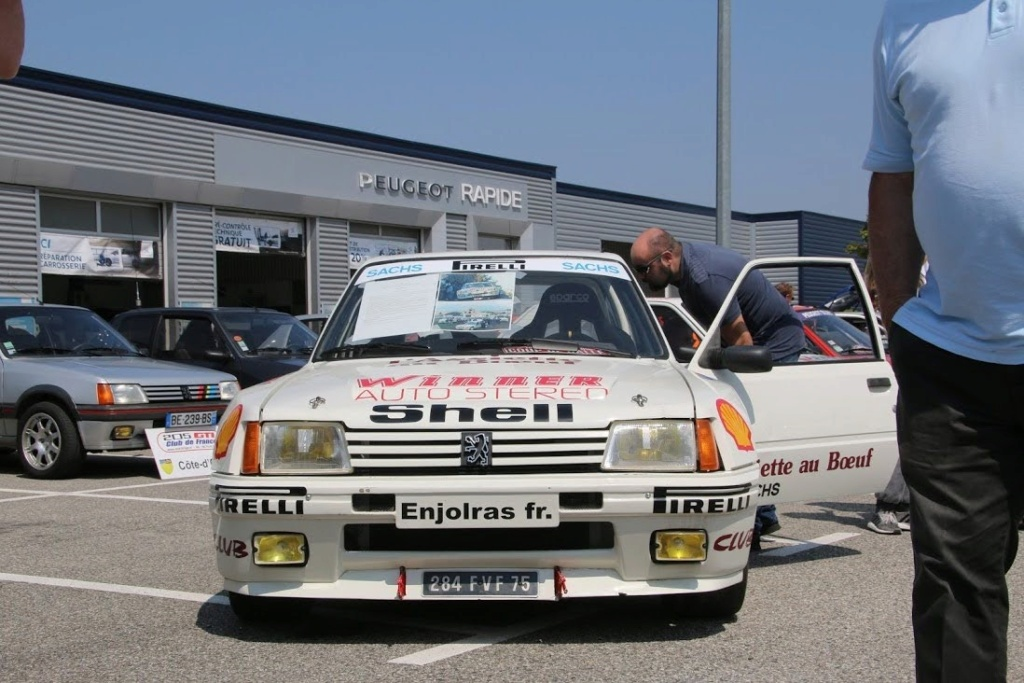 205 TURBO 16 groupe B client Img_3010