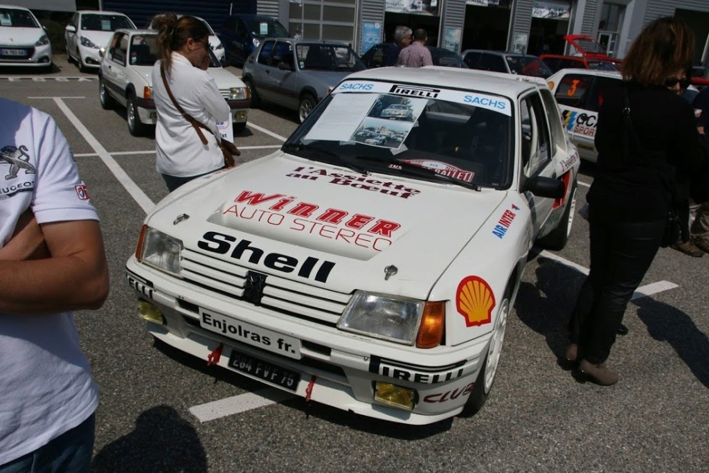 205 TURBO 16 groupe B client Img_3011