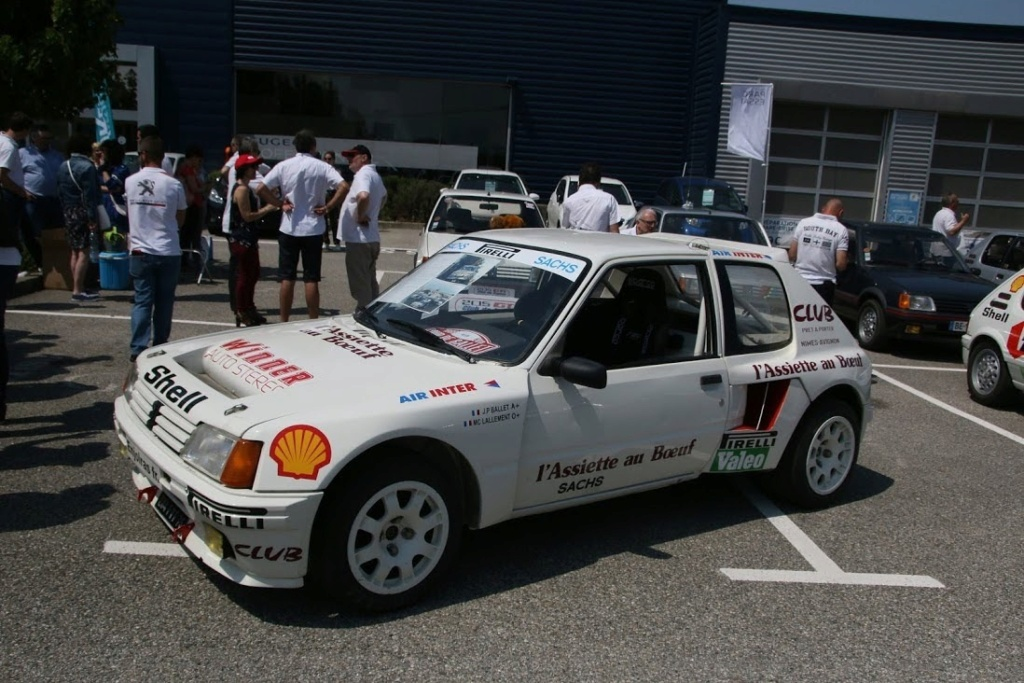 205 TURBO 16 groupe B client Img_3017