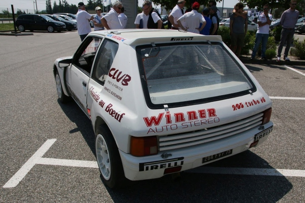 205 TURBO 16 groupe B client Img_3020