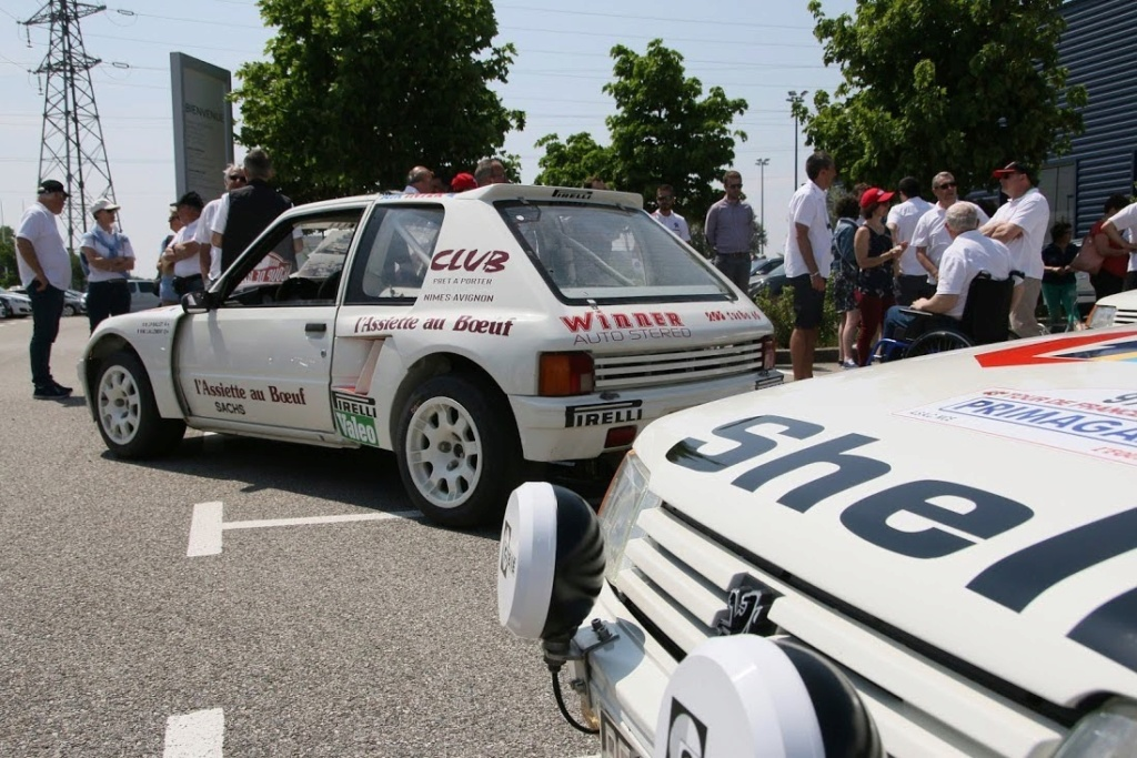 205 TURBO 16 groupe B client Img_3022