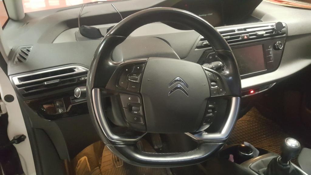 VENDO Citroen Grand C4 Picasso 2015 150 CV 2.0 BLUEHdi 20200812