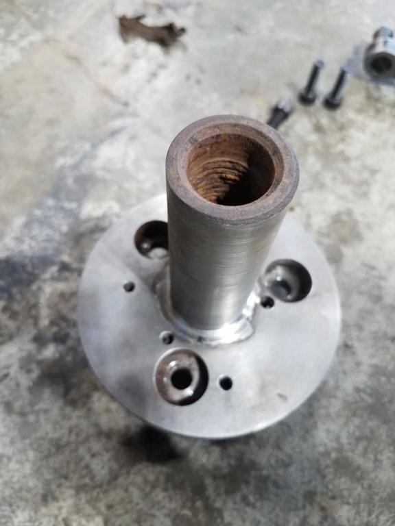 John Deere 400 - 26hp Diesel Swap 20210810
