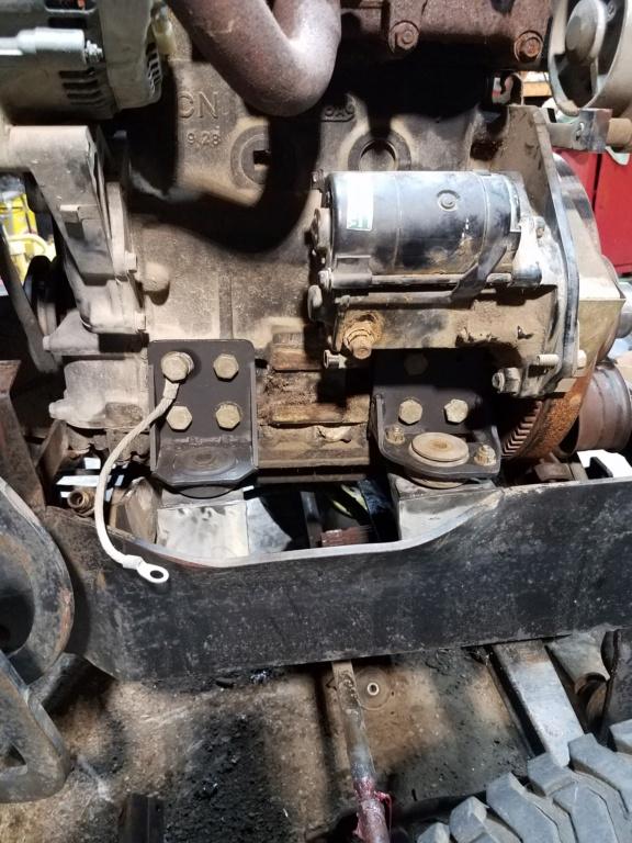 John Deere 400 - 26hp Diesel Swap 20210912