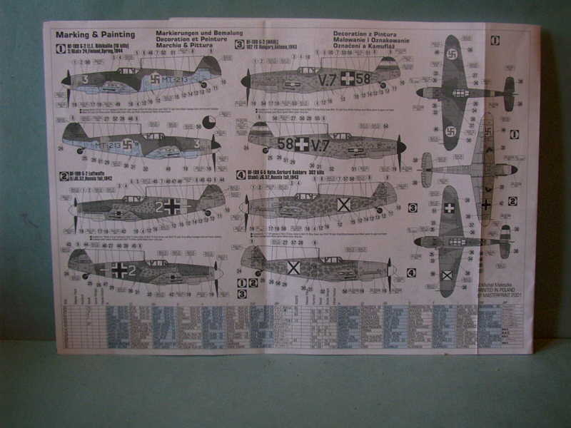 Multi-présentations MASTERCRAFT d avions au 1/72ème Imag0023