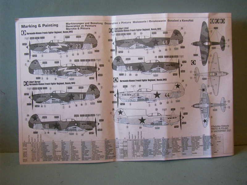 Multi-présentations MASTERCRAFT d avions au 1/72ème Imag0031