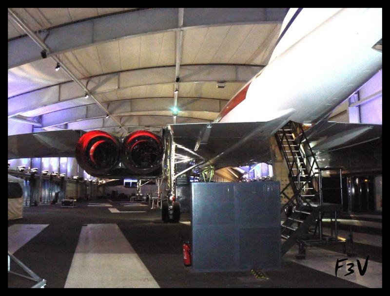 Musée de l'air et de l'espace... Hall Concorde(s) P1040211