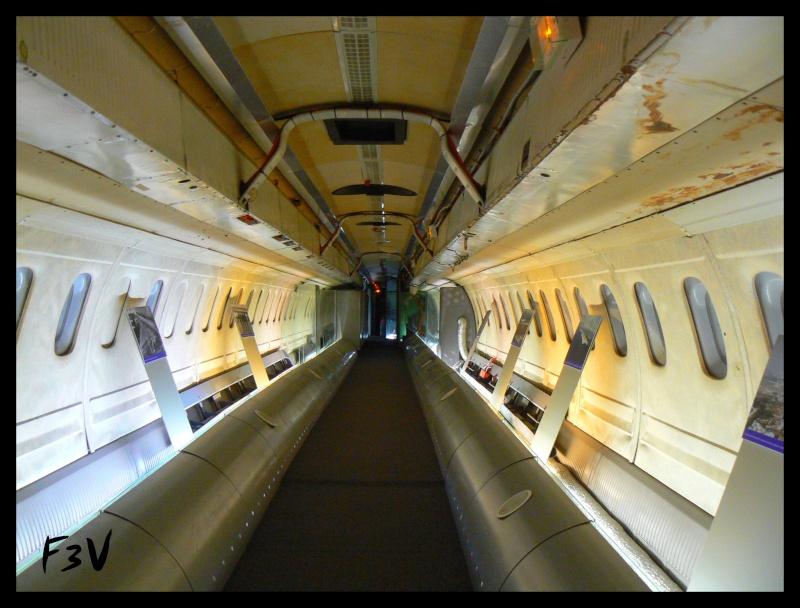 Musée de l'air et de l'espace... Hall Concorde(s) P1040212