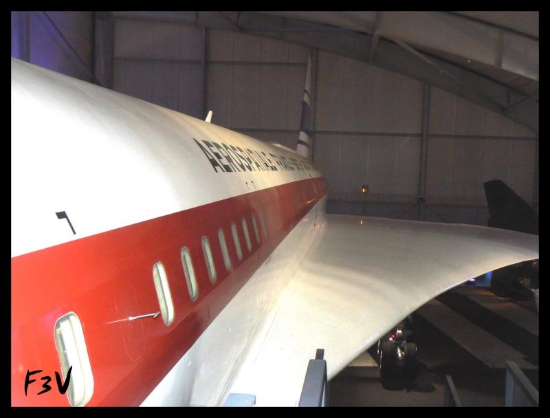 Musée de l'air et de l'espace... Hall Concorde(s) P1040214