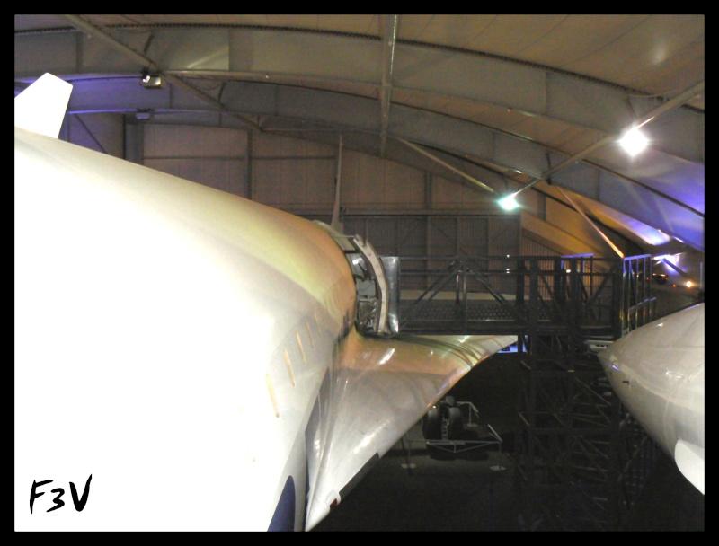 Musée de l'air et de l'espace... Hall Concorde(s) P1040218