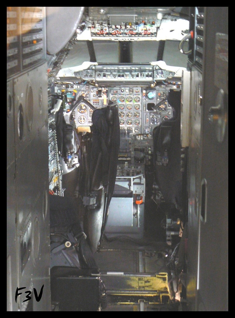 Musée de l'air et de l'espace... Hall Concorde(s) P1040219